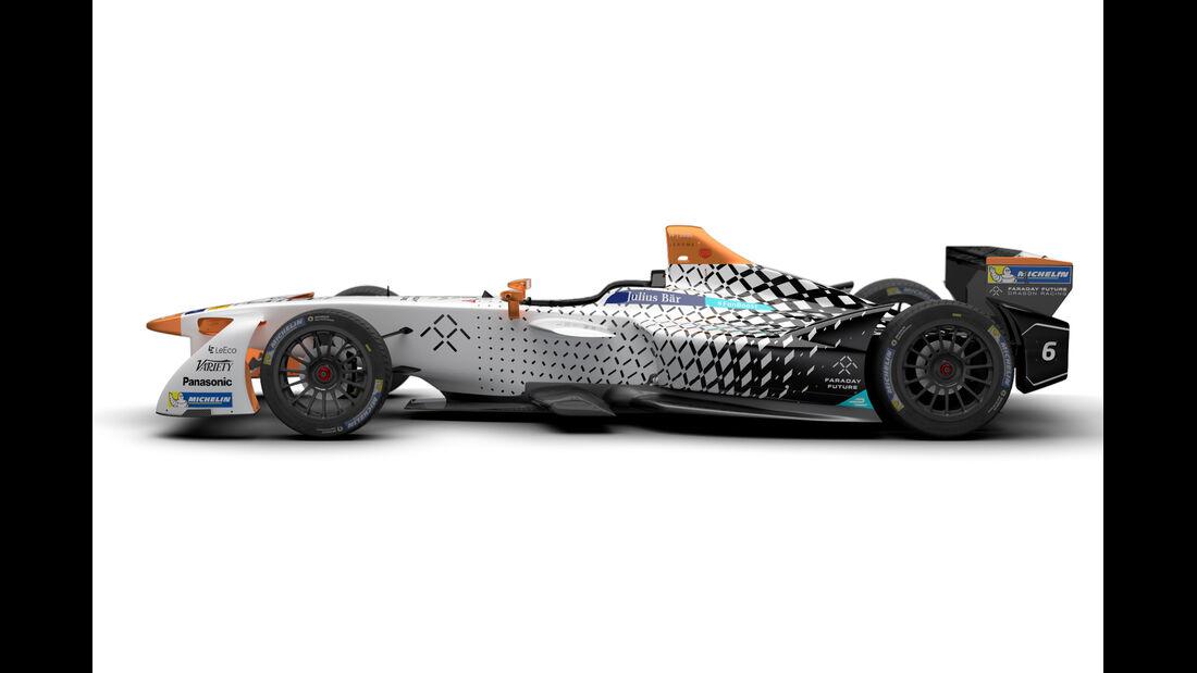 Faraday Future - Dragon Racing - Formel E - 2016