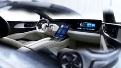 Faraday Future FF91 Cockpit