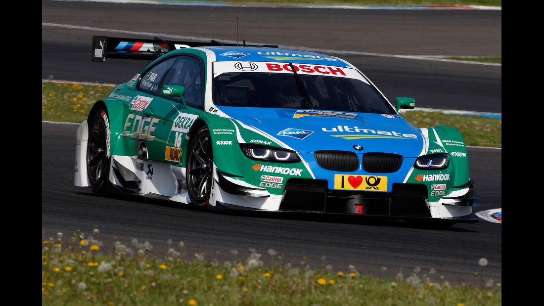 Farfus BMW DTM Lausitzring 2012