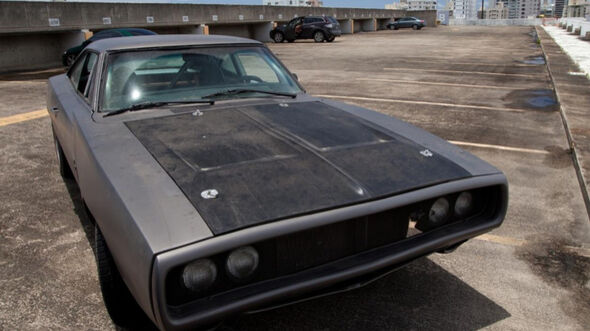 Fast & Furious Five, Dodge Charger, 1970er