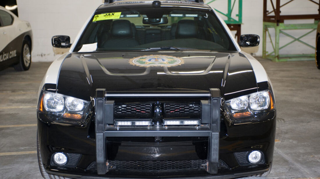 Fast & Furious Five, Dodge Charger