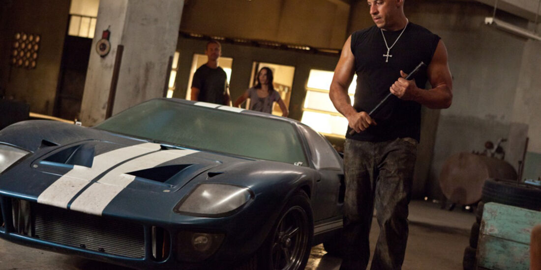 Fast & Furious Five, Ford GT40