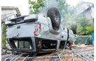 Fast & Furious Five, Geländewagen Wrack