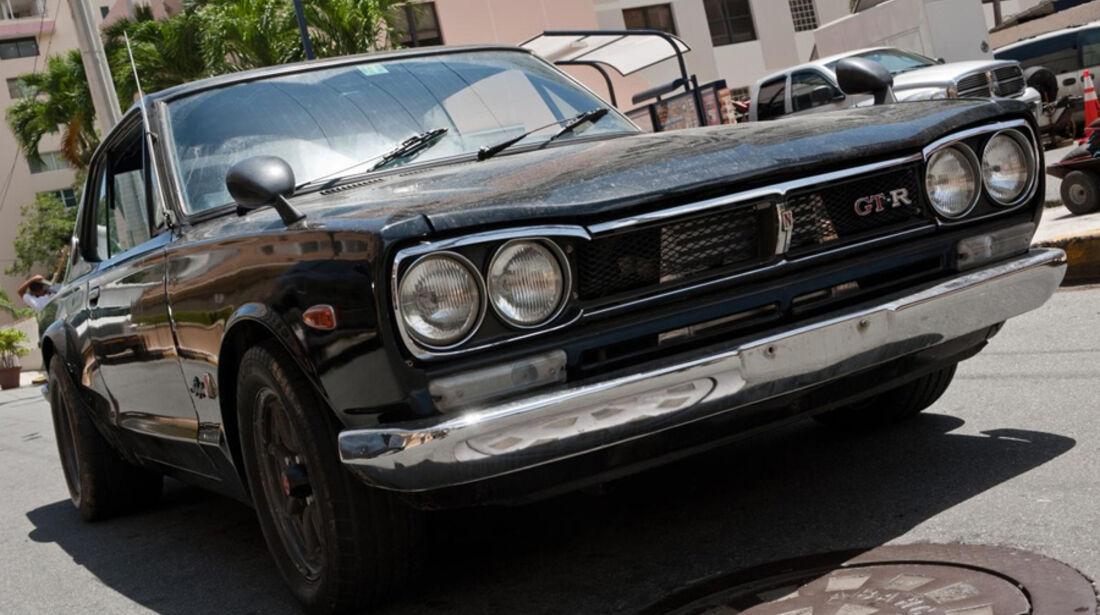Fast & Furious Five, Nissan Skyline GT-R, 72er Model
