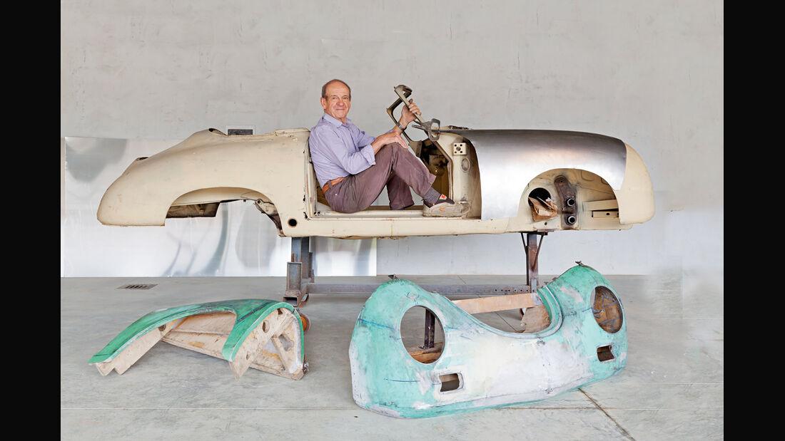 Feinblechner, Maina, Porsche 356
