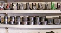 Feinblechner, Werkzeuge, Hämmer