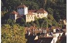 Feldkirch mit der Schattenburg
