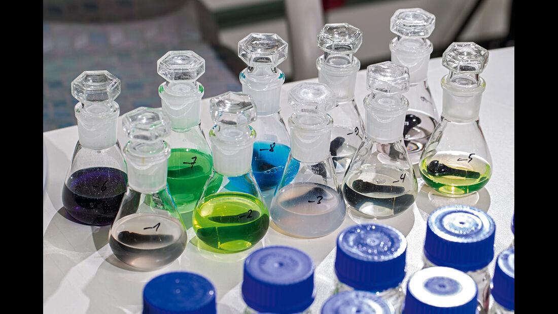 Felgenreiniger, Chemie