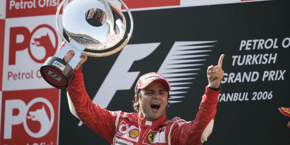 Felipe Massa 2006