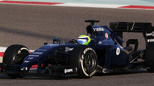 Felipe Massa - Bahrain - 2014