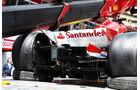 Felipe Massa - Crash - Formel 1 - GP Monaco - 25. Mai 2013