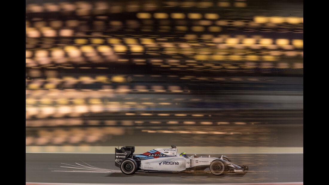 Felipe Massa - Danis Bilderkiste - Formel 1 - GP Bahrain 2015