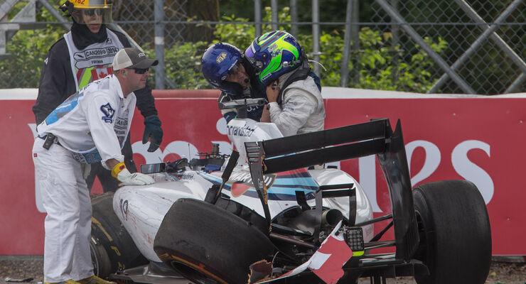 Felipe Massa - Danis Bilderkiste - GP Kanada 2014