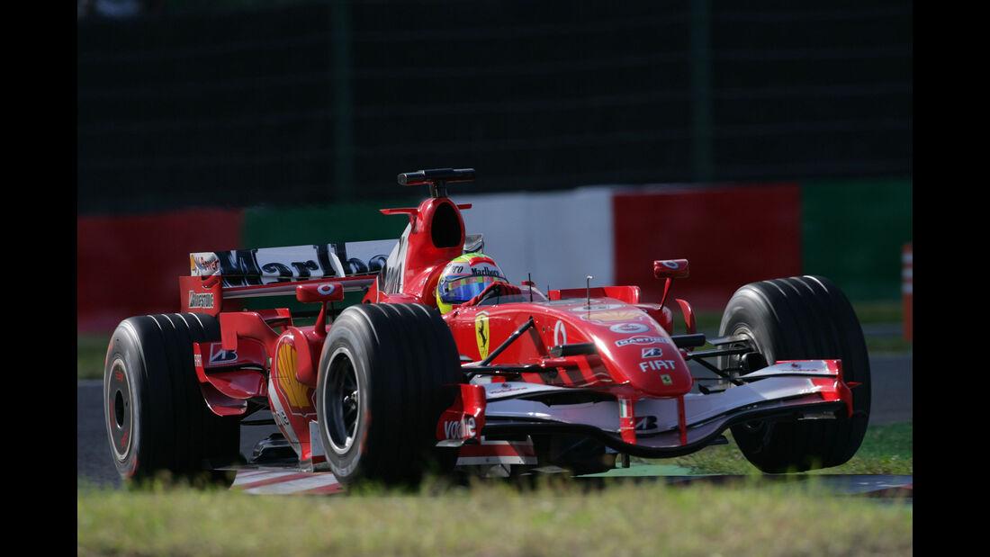 Felipe Massa - Ferrari 248F1 - GP Japan 2006