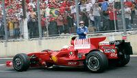 Felipe Massa - Ferrari F2008 - Formel 1 - 2008