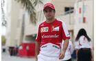 Felipe Massa - Ferrari - Formel 1 - GP Bahrain - 18. April 2013
