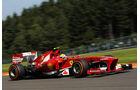 Felipe Massa - Ferrari - Formel 1 - GP Belgien - Spa-Francorchamps - 23. August 2013