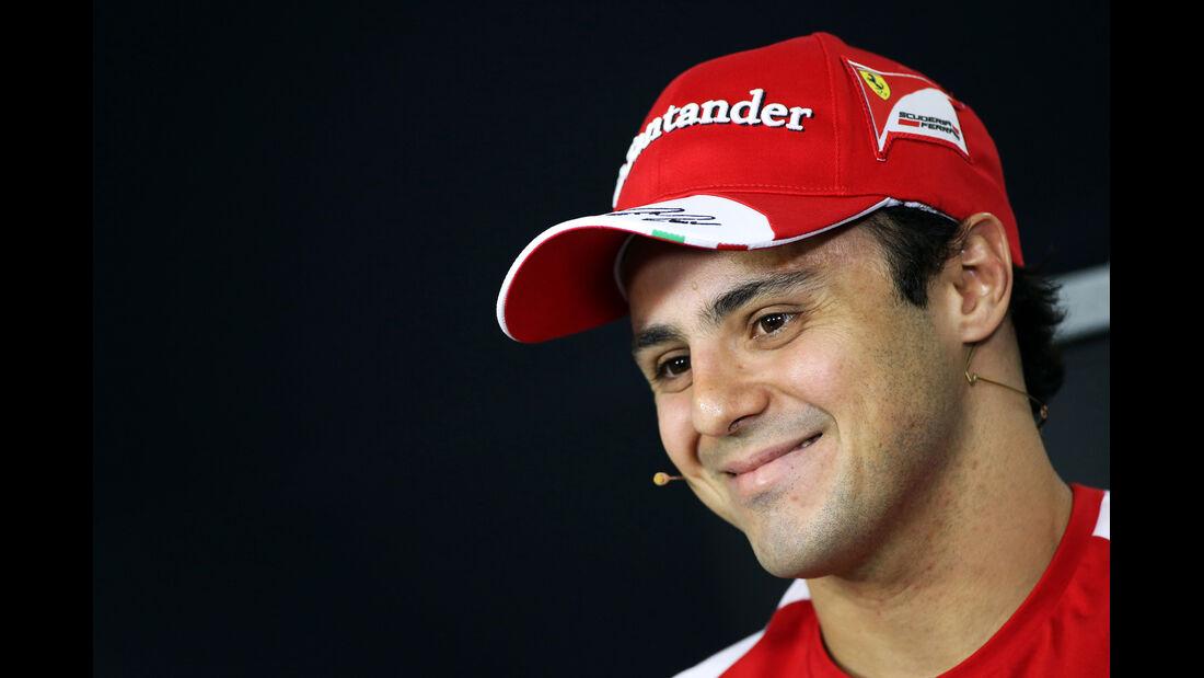 Felipe Massa - Ferrari - Formel 1 - GP Brasilien - 21. November 2013