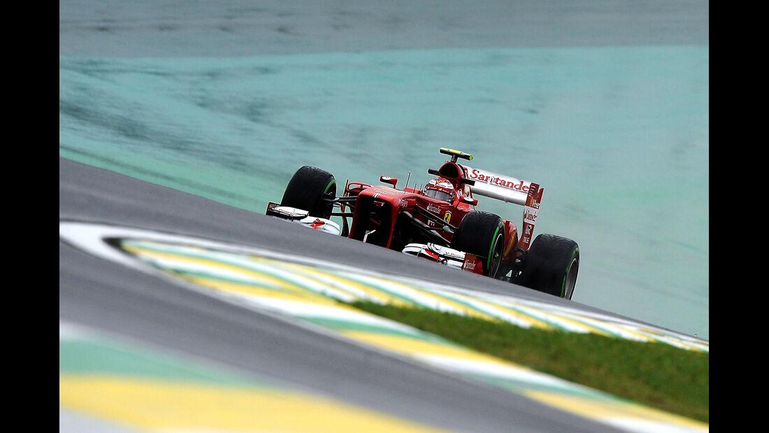 Felipe Massa - Ferrari - Formel 1 - GP Brasilien - 22. November 2013