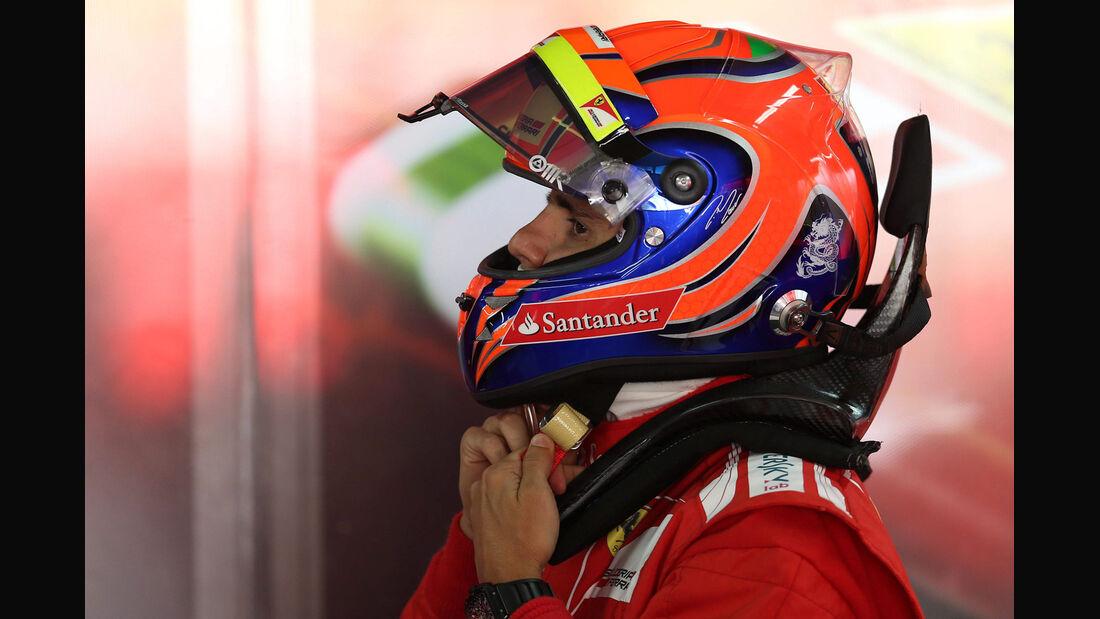 Felipe Massa - Ferrari - Formel 1 - GP Brasilien - Sao Paulo - 23. November 2012