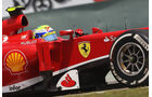 Felipe Massa - Ferrari - Formel 1 - GP China - 13. April 2013