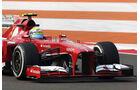 Felipe Massa - Ferrari  - Formel 1 - GP Indien - 25. Oktober 2013