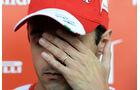 Felipe Massa - Ferrari - Formel 1 - GP Indien - Delhi - 24. Oktober 2013