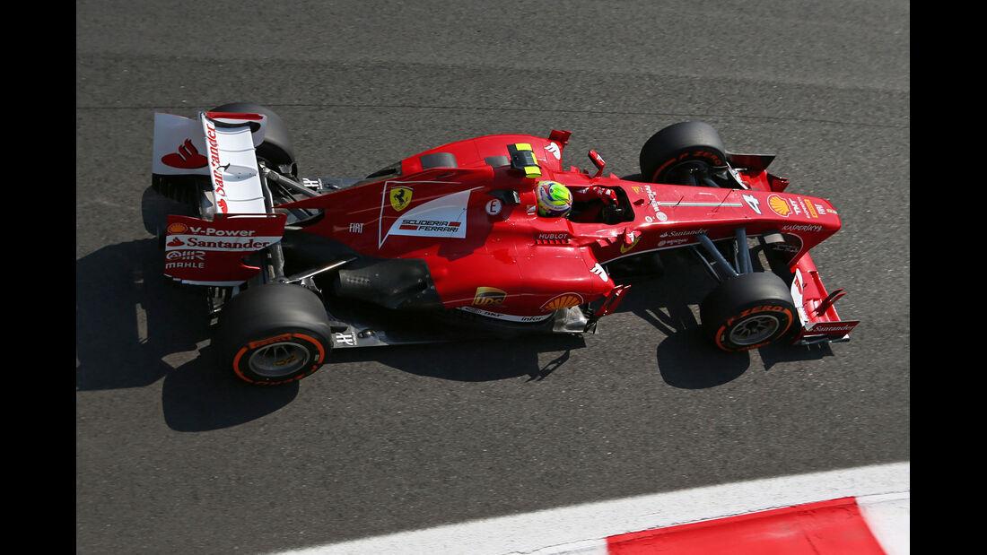 Felipe Massa - Ferrari - Formel 1 - GP Italien - 6. September 2013