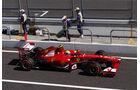 Felipe Massa - Ferrari - Formel 1 - GP Japan 2013