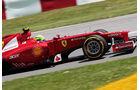 Felipe Massa - Ferrari - Formel 1 - GP Kanada - 10. Juni 2012