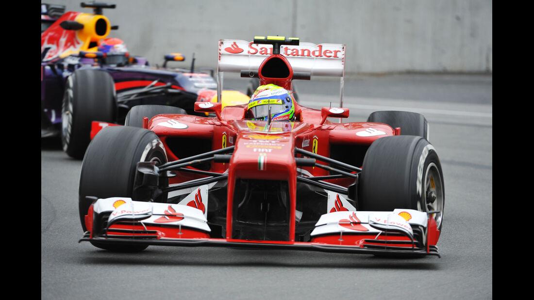 Felipe Massa - Ferrari - Formel 1 - GP Kanada - 7. Juni 2013