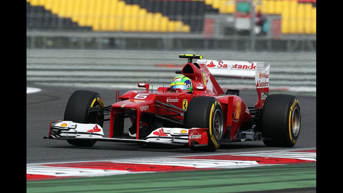 Felipe Massa - Ferrari - Formel 1 - GP Korea - 13. Oktober 2012
