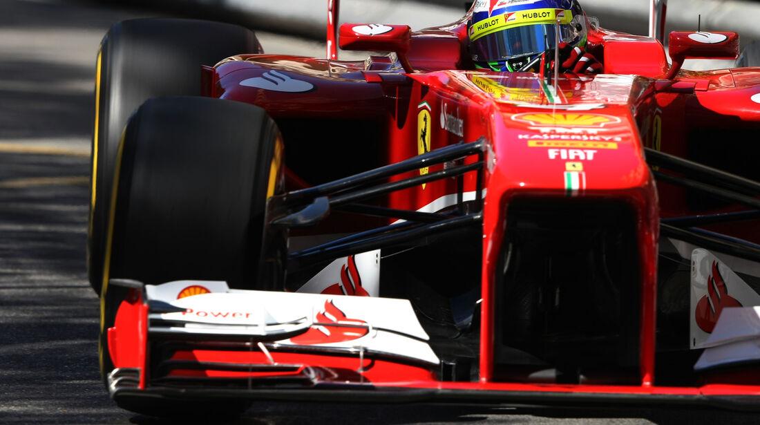 Felipe Massa - Ferrari - Formel 1 - GP Monaco - 23. Mai 2013