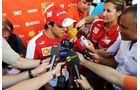 Felipe Massa - Ferrari - Formel 1 - GP Singapur - 19. September 2013