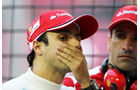 Felipe Massa - Ferrari - Formel 1 - GP Singapur - 21. September 2012