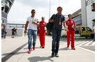 Felipe Massa - Ferrari - Formel 1 - GP Ungarn - Budapest - 26. Juli 2012