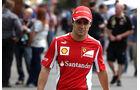 Felipe Massa - Ferrari - GP Australien - Melbourne - 15. März 2012