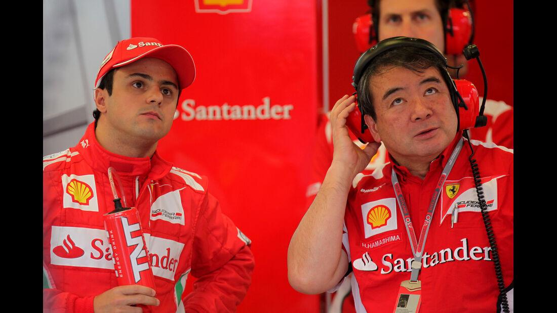 Felipe Massa - Ferrari - GP Australien - Melbourne - 16. März 2012