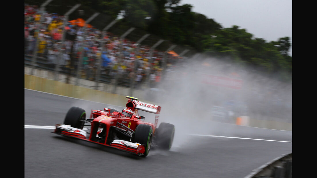 Felipe Massa - Ferrari - GP Brasilien - 23. November 2013
