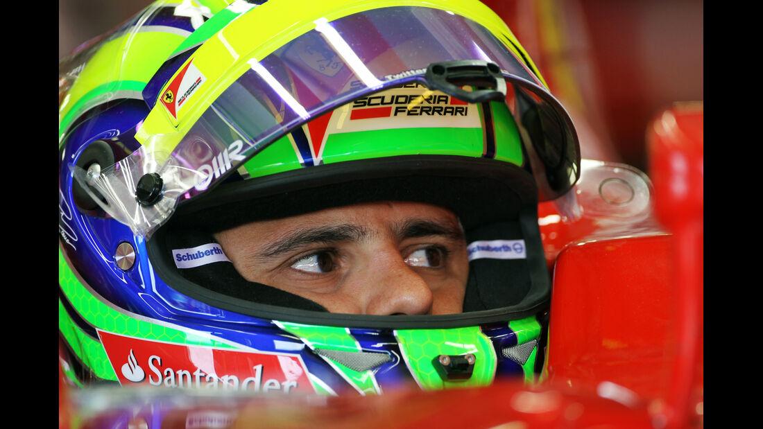 Felipe Massa - Ferrari - GP Europa - Formel 1 - Valencia - 22. Juni 2012