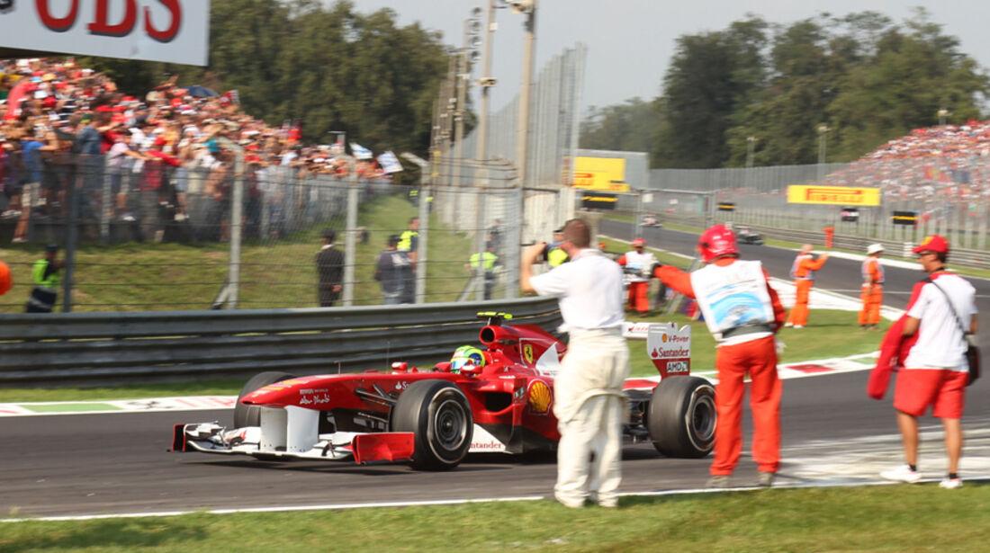 Felipe Massa Ferrari GP Italien 2011