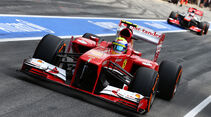 Felipe Massa - Ferrari - GP Spanien 2013