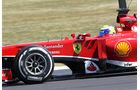 Felipe Massa - Ferrari - Young Drivers Test - Silverstone - 19. Juli 2013