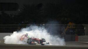 Felipe Massa  - Formel 1 - GP Abu Dhabi - 04. November 2012