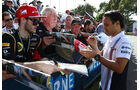 Felipe Massa - Formel 1 - GP Australien - 13. März 2014