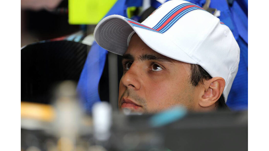 Felipe Massa  - Formel 1 - GP Australien - 15. März 2014