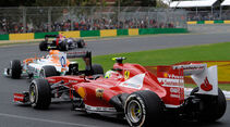 Felipe Massa - Formel 1 - GP Australien 2013