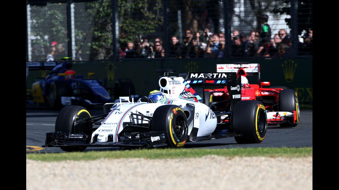Felipe Massa - Formel 1 - GP Australien 2015