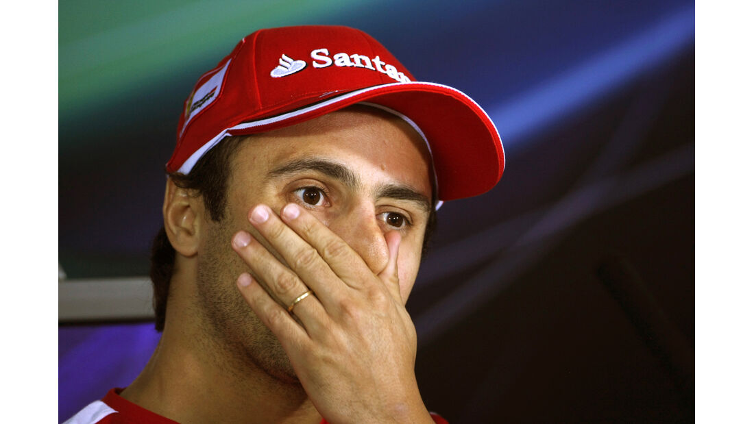 Felipe Massa - Formel 1 - GP Bahrain - 19. April 2012