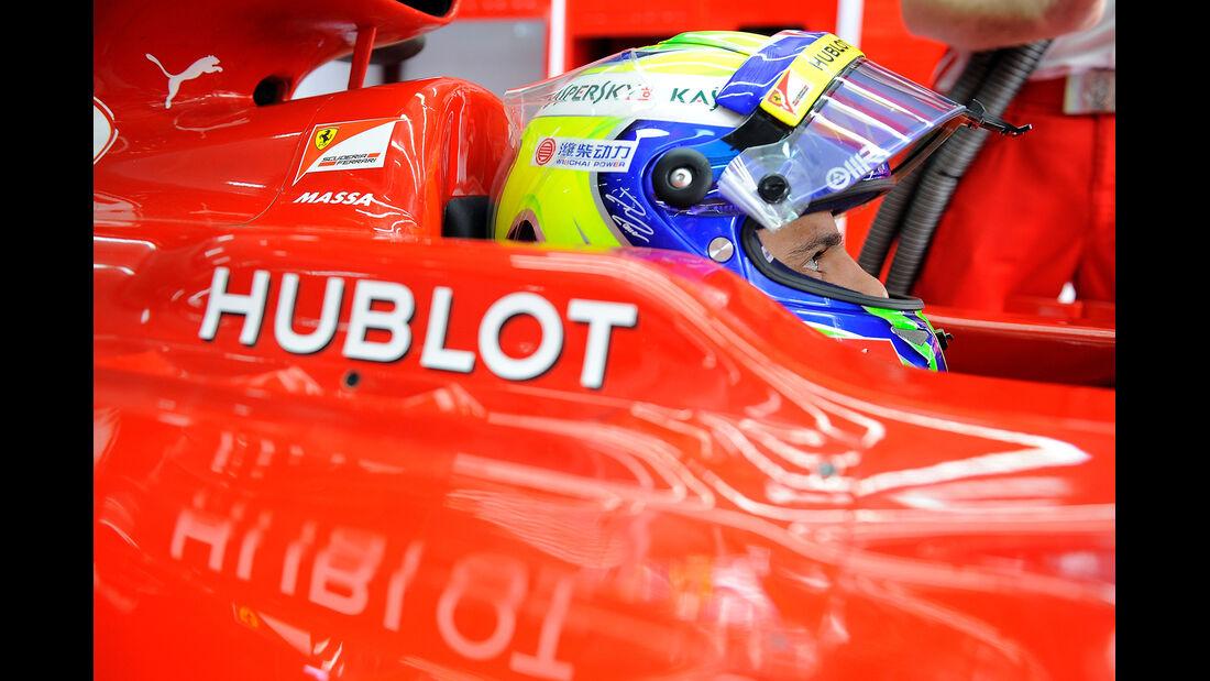 Felipe Massa - Formel 1 - GP Bahrain - 20. April 2013